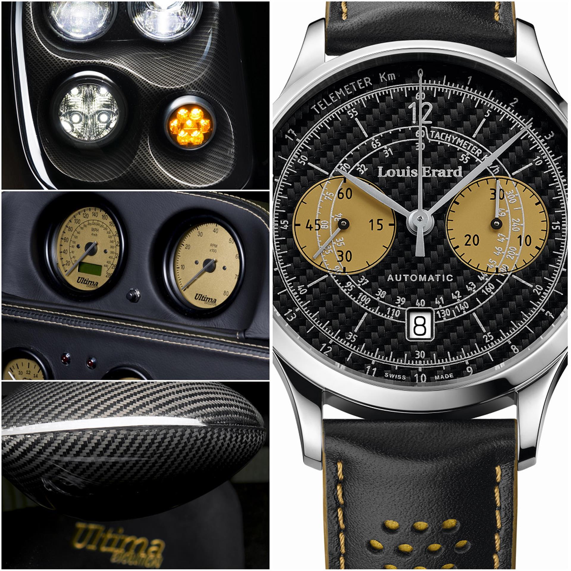 Louis Erard Ultima Watch