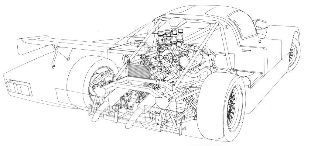 ford ltd rear suspension