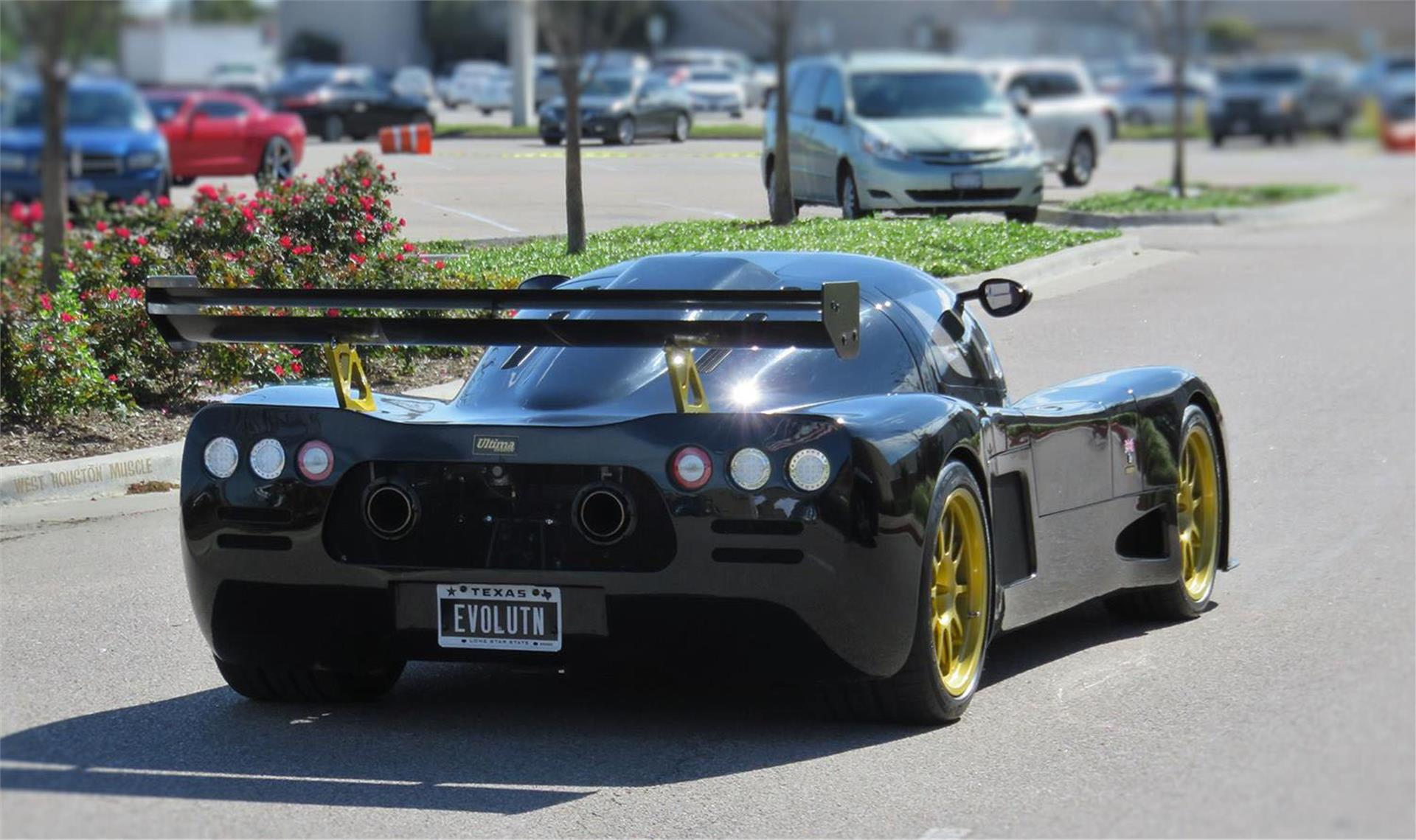 Supercar Builders in the USA