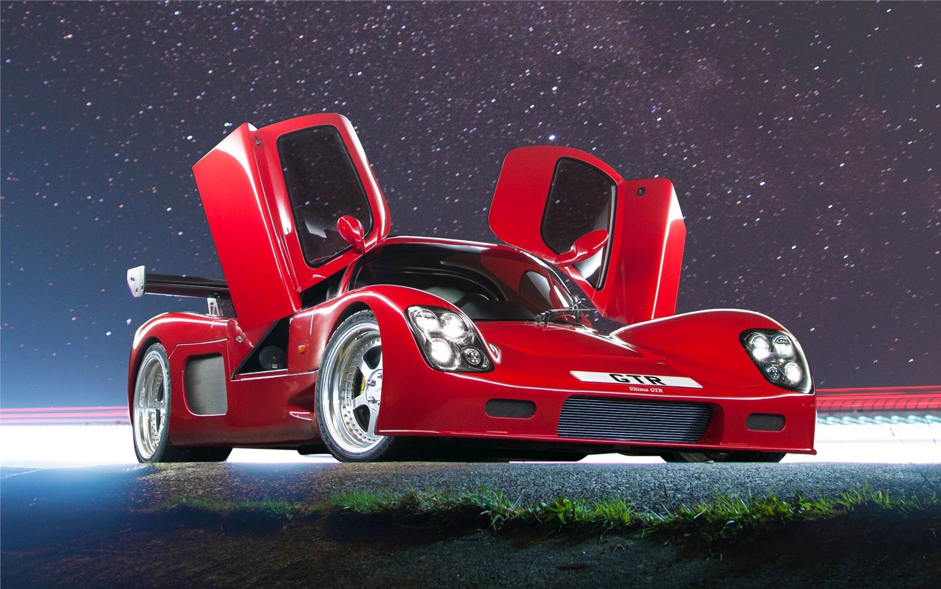 Racer X Design Transforms Ultima GTR to RZ Ultima | Carscoops